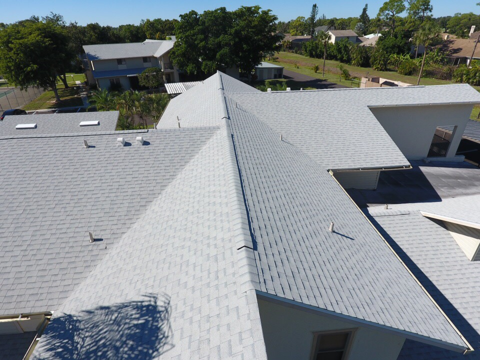shingle roof communities